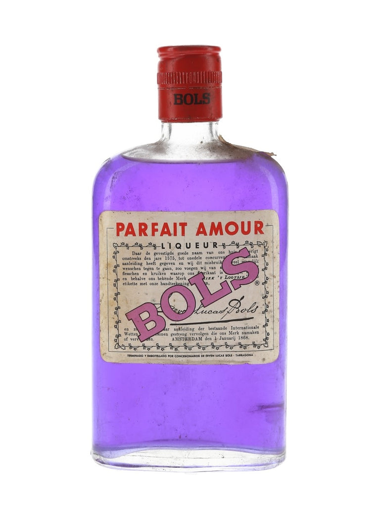 Bols Parfait Amour - 1960s (ABV Not Stated, 35cl)