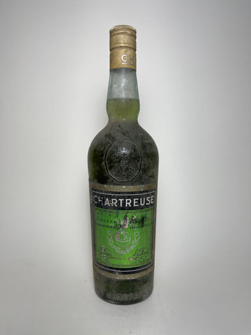 Chartreuse, Green, Voiron - 1975-82 (55%, 70cl)