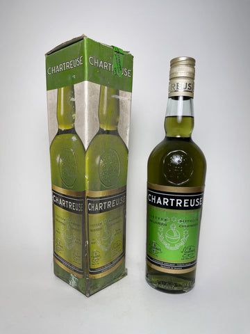 Chartreuse, Green, Voiron - 1975-82 (55%, 50cl)