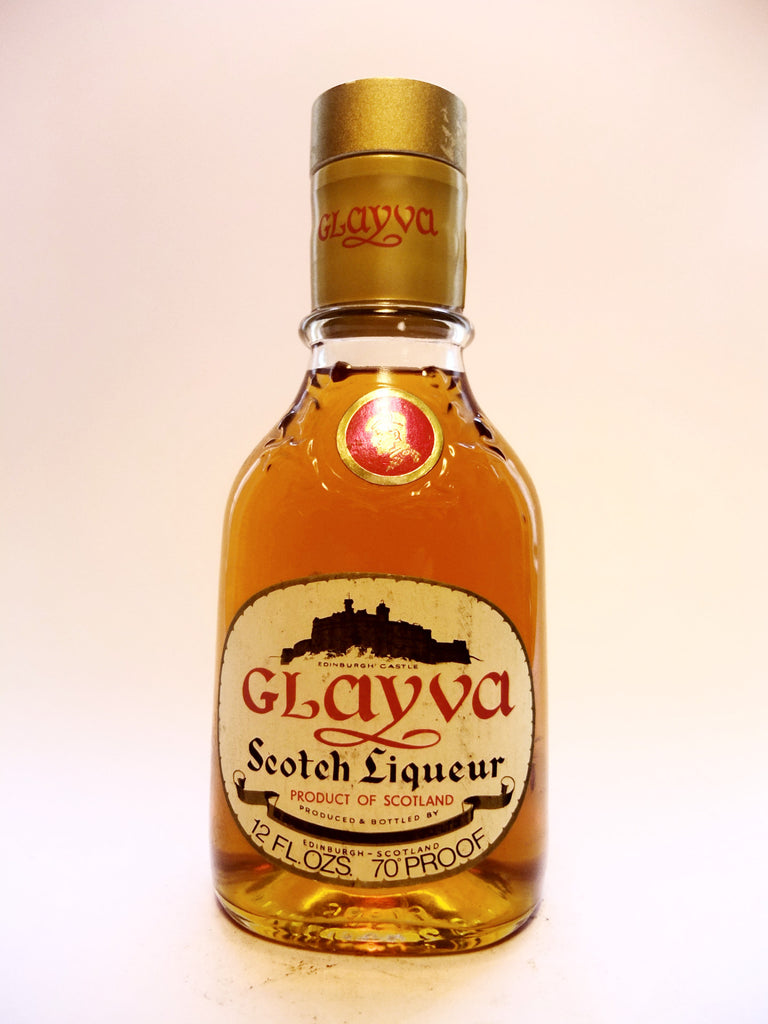 Glayva Scotch Liqueur - 1970s (40%, 34cl)