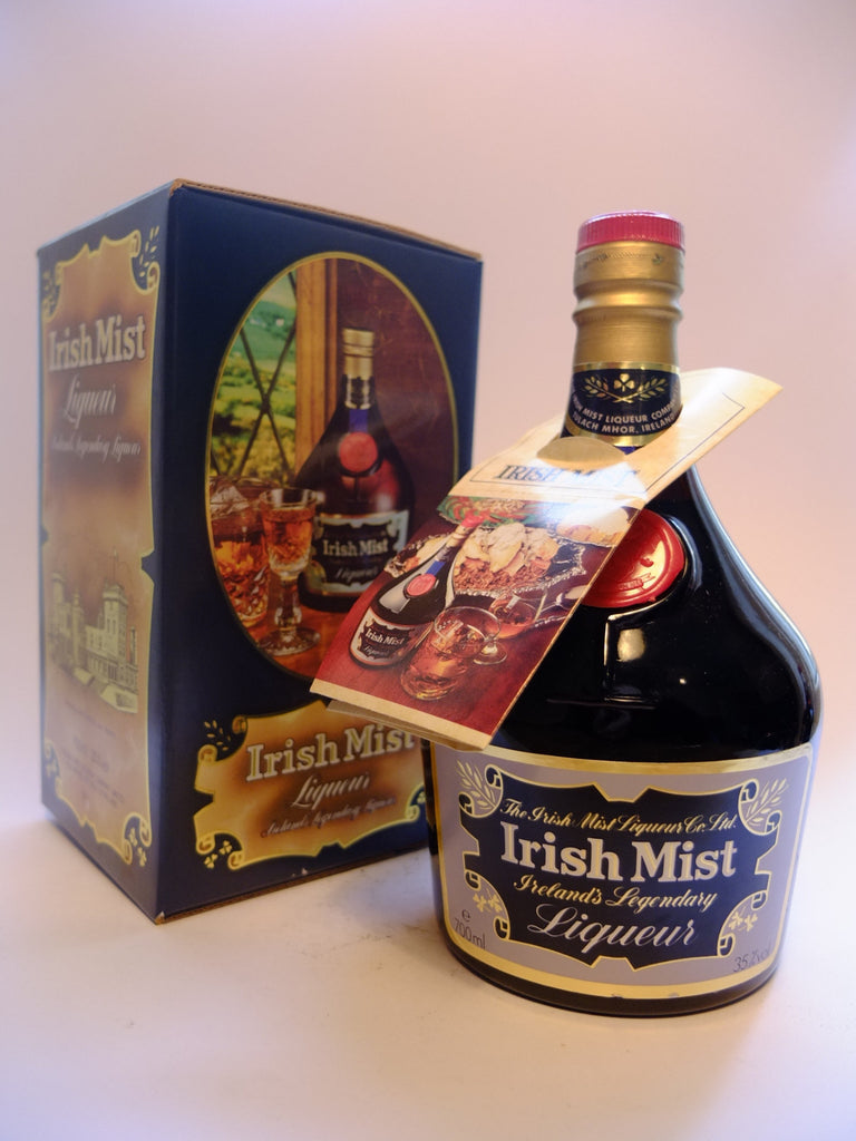 Irish Mist Liqueur - 1980s (35%	, 70cl)