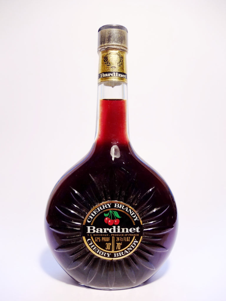 Bardinet Cherry Brandy - 1970s (30%, 75cl)