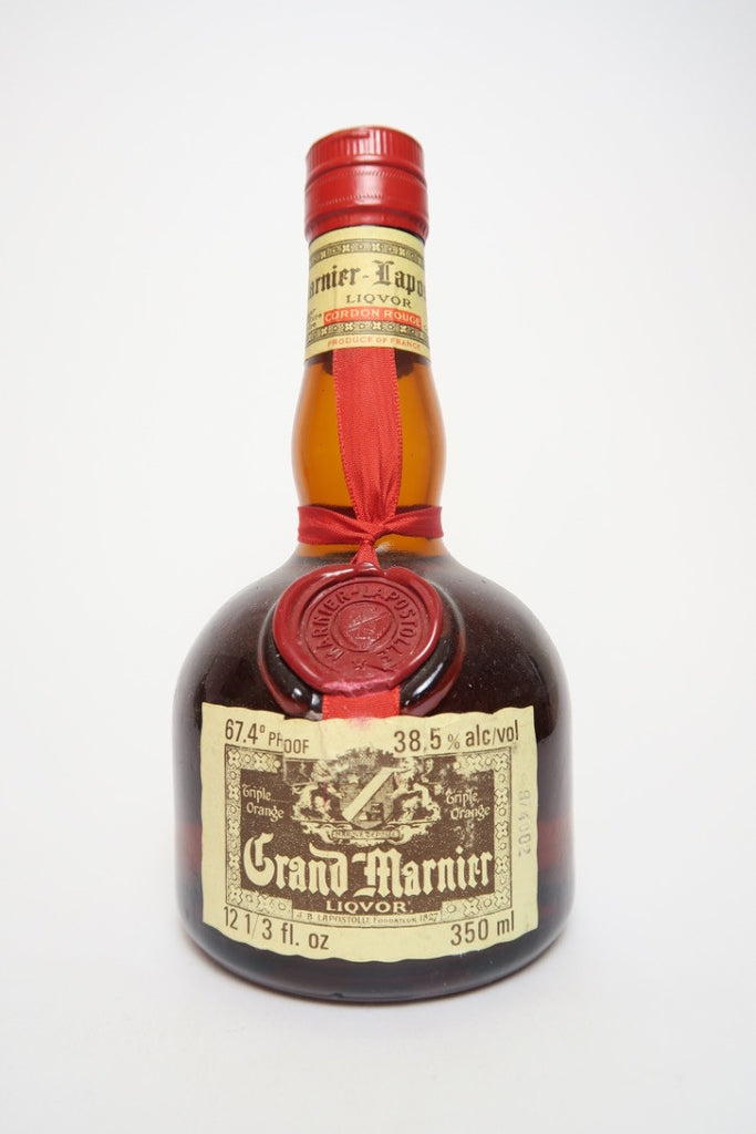 Grand Marnier Cordon Rouge - 1970s (40%, 35cl)