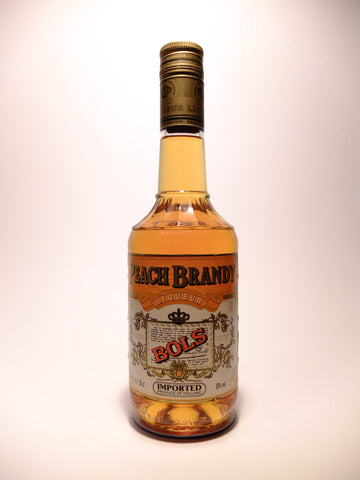 Bols Peach Brandy - 1980s (30%, 50cl)