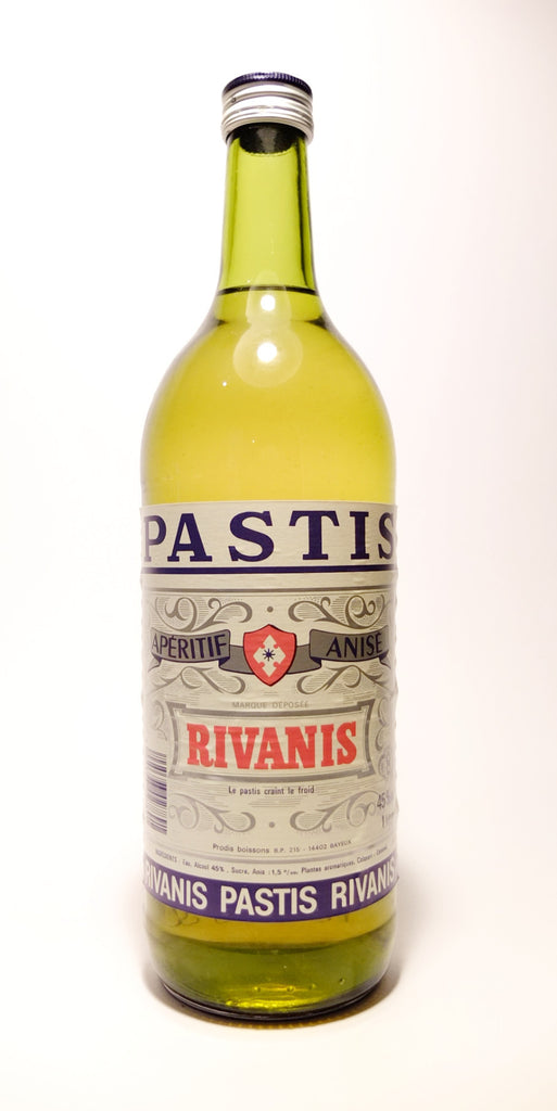 Rivanis Pastis - Early 1990s (45%, 100cl)