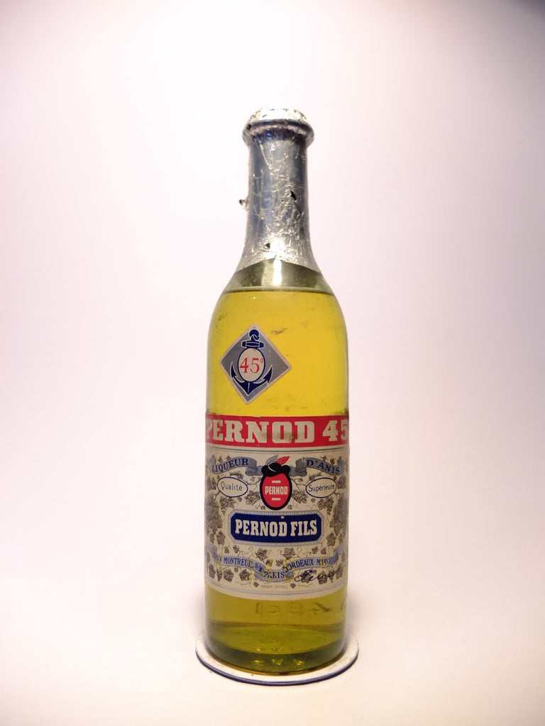 Pernod Fils - Late 1940s / Early 1950s (45%, 48cl)