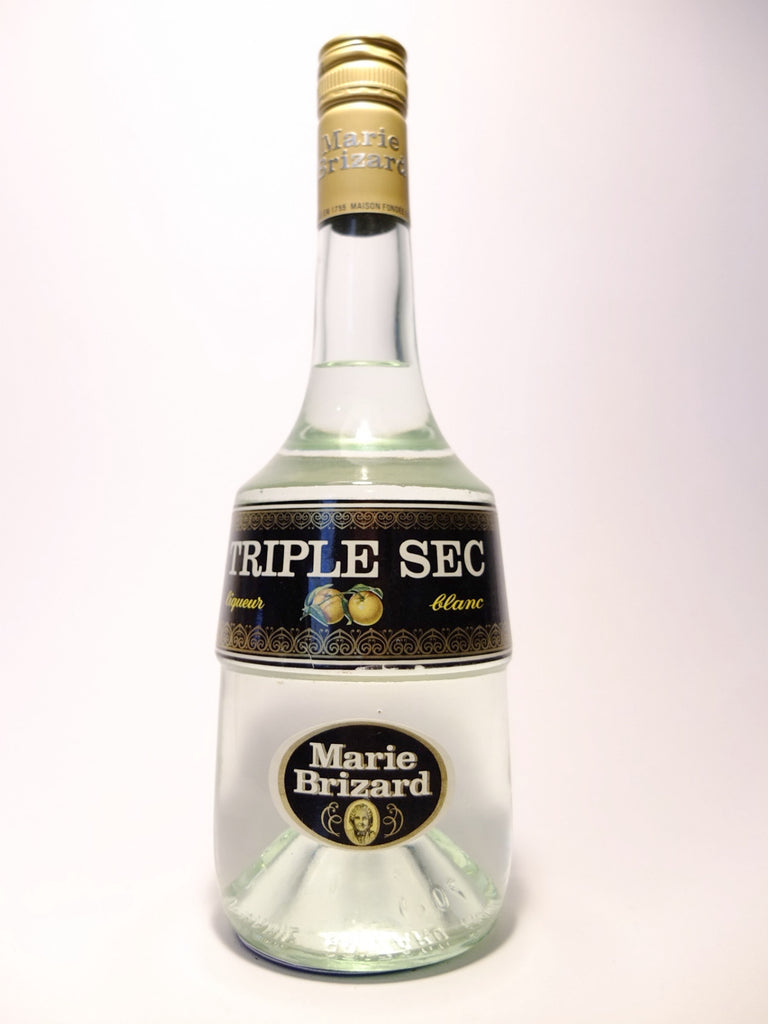 Marie Brizard Triple Sec - 1970s (38%, 68cl)