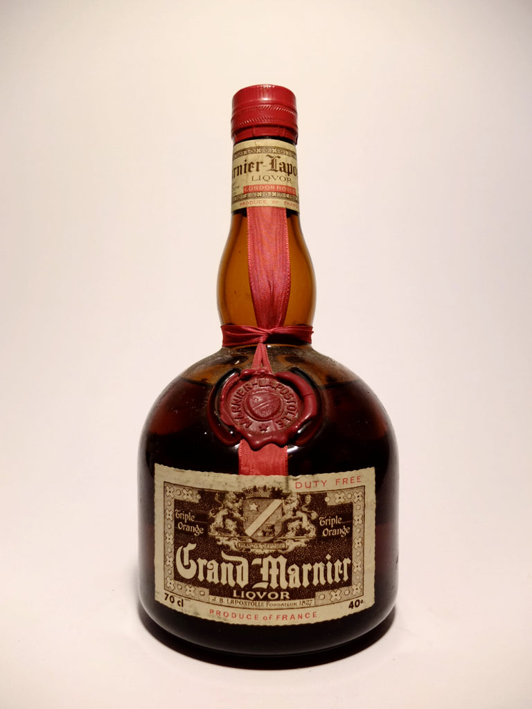 Grand Marnier Cordon Rouge - 1970s (40%, 70cl)