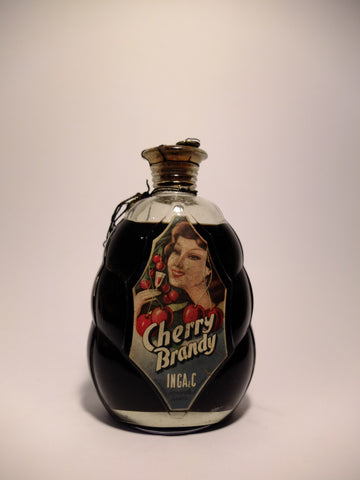 Inga Cherry Brandy - 1947-1949 (31%, 75cl)