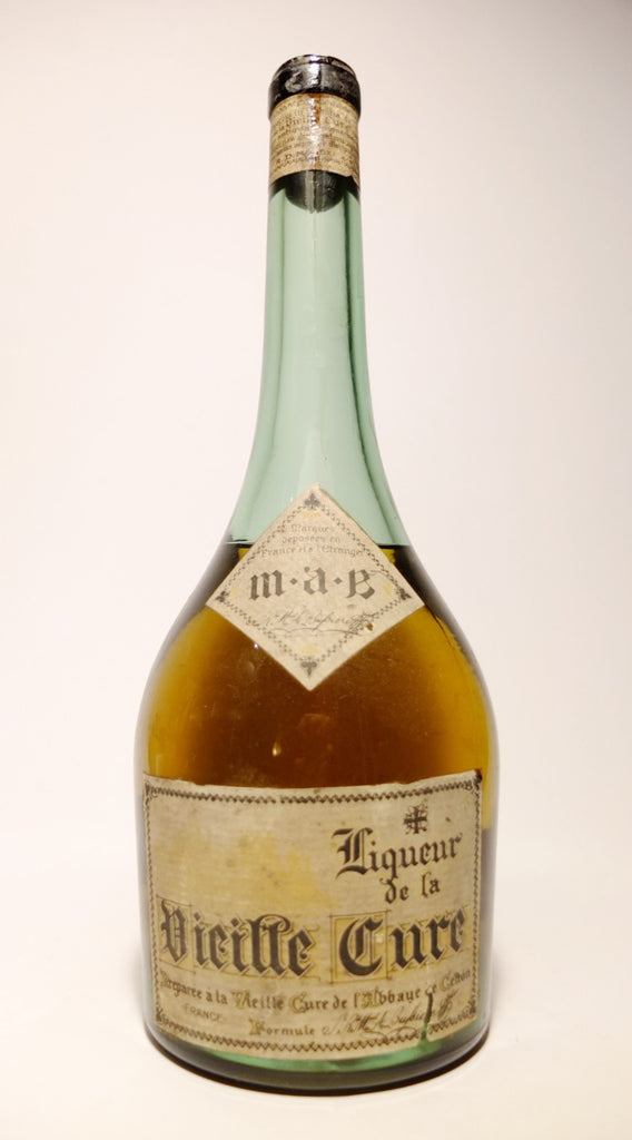 Liqueur de la Vielle Cure - 1930s (Unknown ABV, 68cl)
