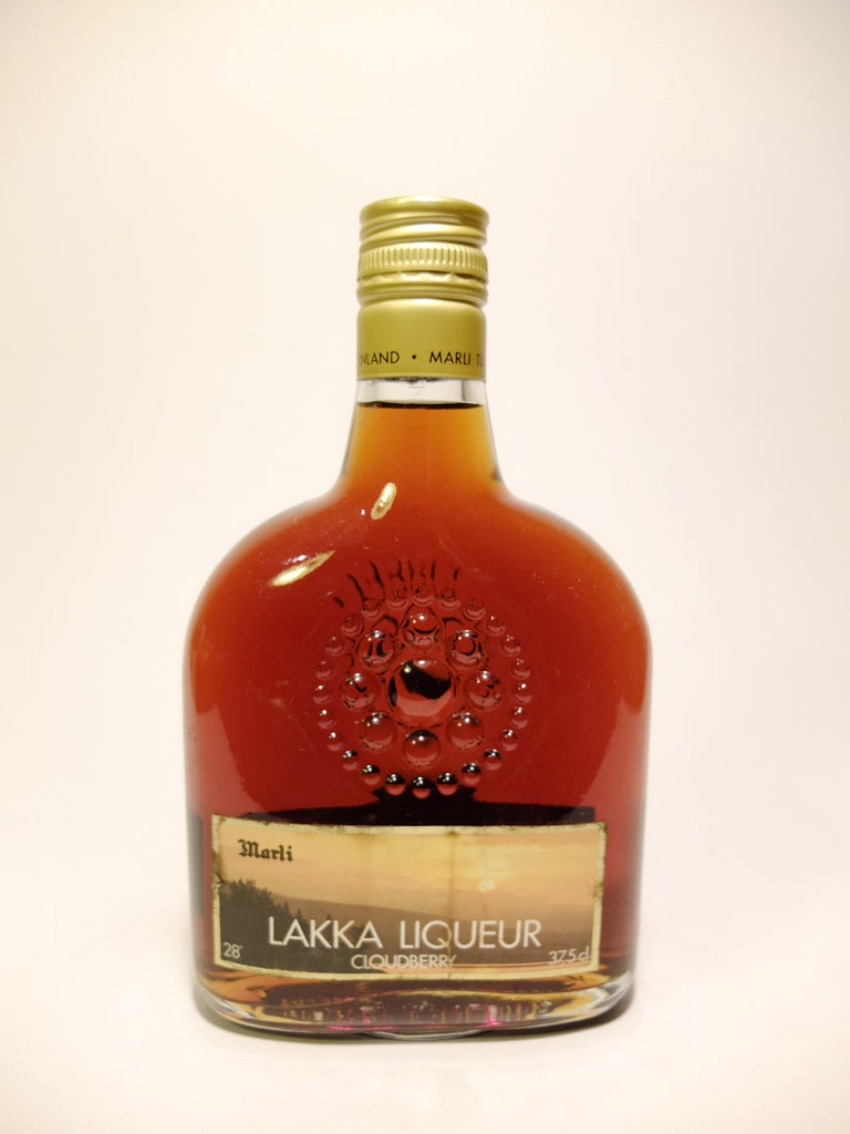 Lakka Liqueur (Cloudberry) - 1970s (38%, 37.5cl)
