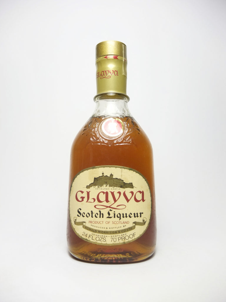 Glayva Scotch Liqueur - 1970s (40%, 68cl)