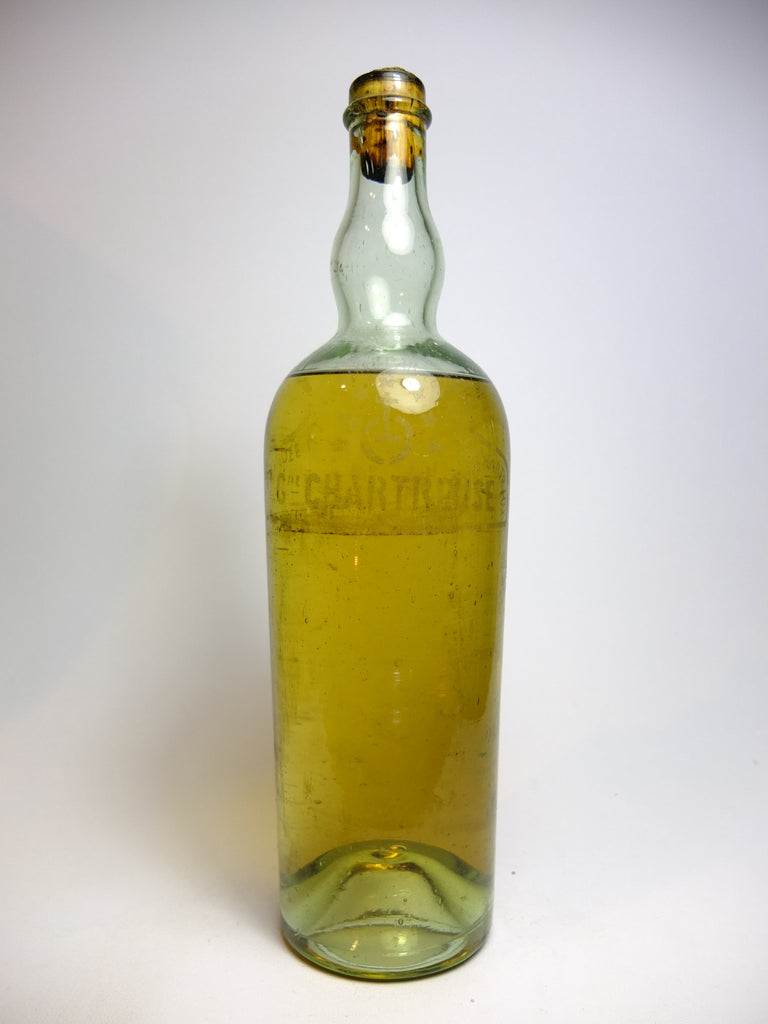 Chartreuse, Yellow Voiron - 1930s (presumably 40%, 100cl)
