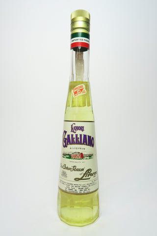 Galliano - 1980s (35%, 37.5cl)