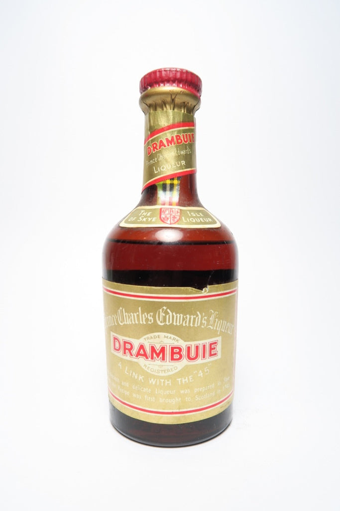 Drambuie  - 1960s (Assumed 40%, 35cl)