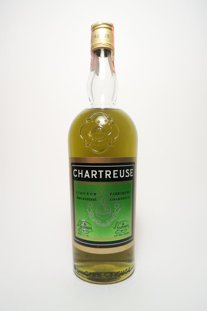 Chartreuse, Green Voiron - 1970s (55%, 75cl)