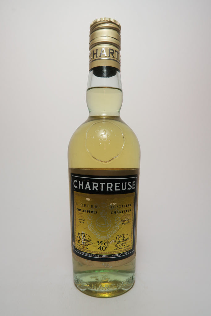 Chartreuse Yellow Voiron - 1975-82 (40%, 35cl)