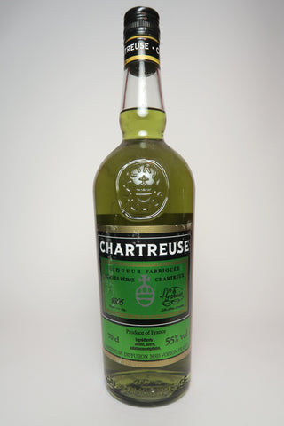 Chartreuse, Green Voiron - Dated 928 (2012) (55%, 70cl)
