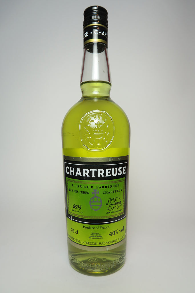 Chartreuse, Yellow Voiron - Dated 923 (2007) (40%, 70cl)