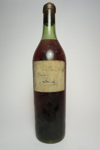 Ginger Brandy  - 1950s (c. 40%?, 70cl)