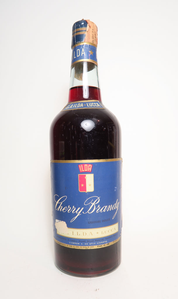 ILDA's Cherry Brandy - 1960s (30%, 100cl)