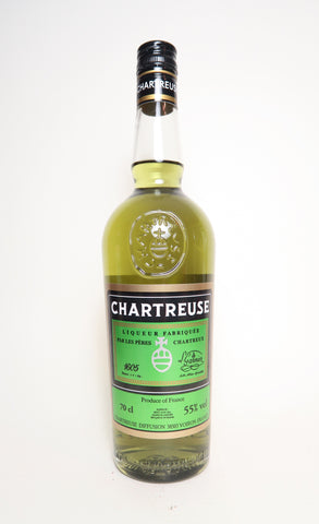 Chartreuse, Green Voiron - Dated 923 (2007) (55%, 70cl)