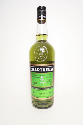 Chartreuse, Green, Voiron - Dated 932 (2016), (55%, 70cl)