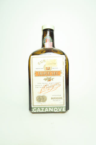 Cazanove Triple Sec - 1930s, (ABV Not Stated, 68cl)