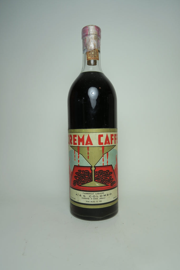 Colombo Crema Caffe - 1950s (26%, 100cl)