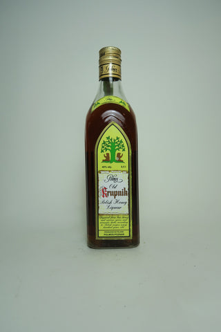 Polmos Old Krupnik Polish Honey Liqueur - 1990s (40%, 50cl)