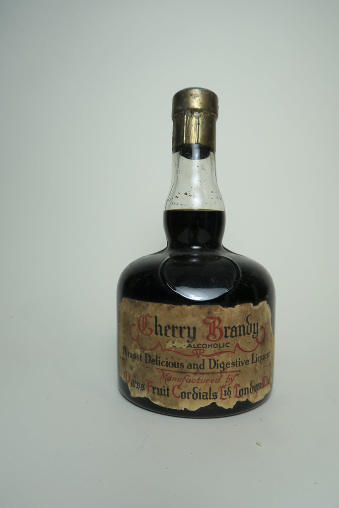 Daws Cherry Brandy - 1930s (ABV Not Stated, 35cl)