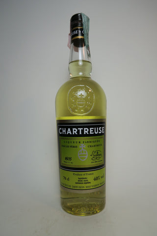 Chartreuse, Yellow, Voiron - Dated 920 (2004) (40%, 70cl)