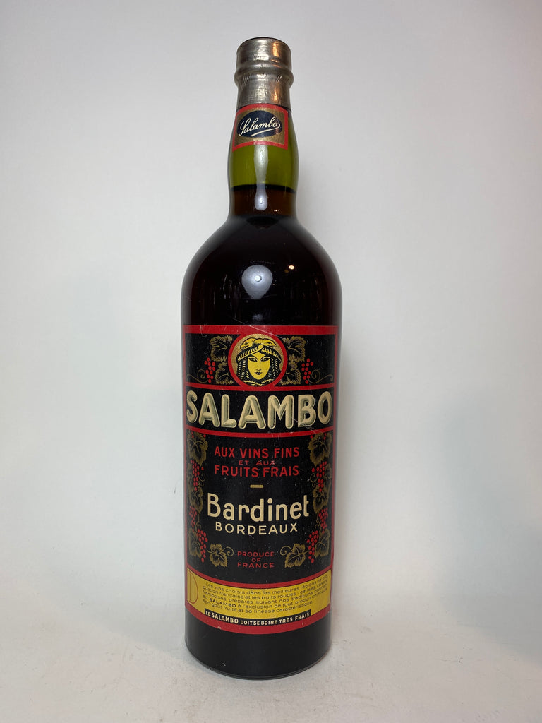 Bardinet Salambo - 1930s (ABV Not Stated, 100cl)