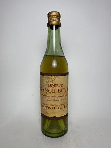 Fergusons Liqueur Orange Bitters - 1930s (82%, 35cl)