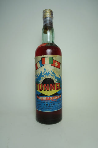 Amerio Tunnel - 1960s (21%, 100cl)