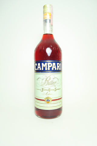 Campari Bitter - 1990s (25%, 100cl)
