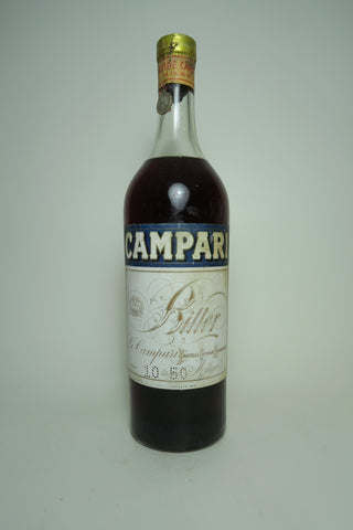 Campari Bitter - 1947-49 (25%, 100cl)