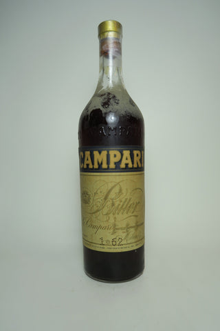 Campari Bitter - 1950s (25%, 100cl)