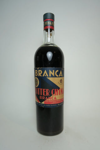 Branca Bitter - 1930s (Not Stated, 100cl)