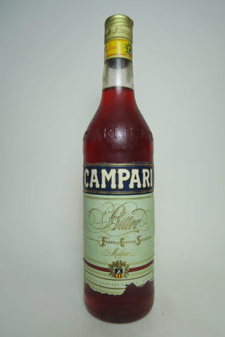 Campari Bitter - 1990s (25%, 70cl)