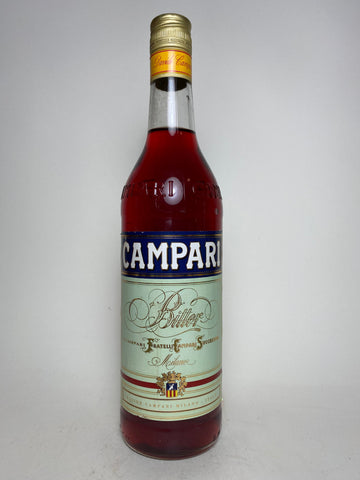 Campari Bitter - 2000s (25%, 70cl)
