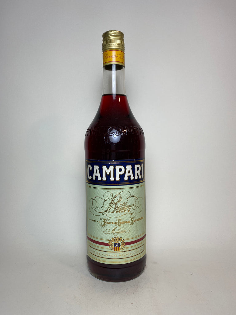 Campari Bitter - 2000s (28.5%, 100cl)