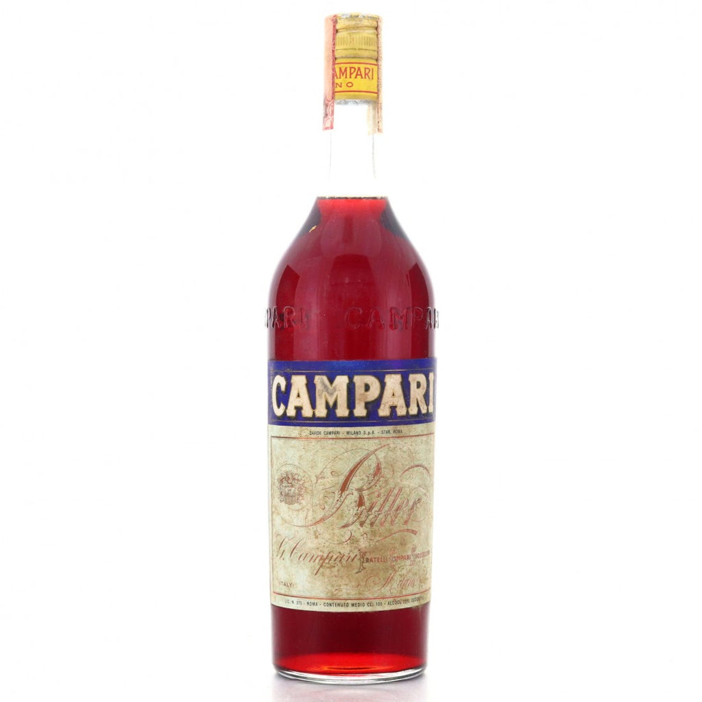 Campari Bitter - 1970s (25%, 100cl)