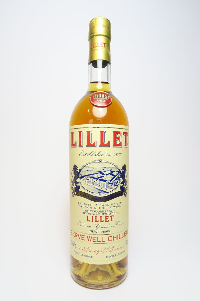 Lillet - post-1999 (17%, 75cl)