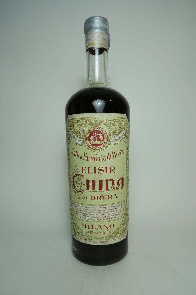 Antica Farmacia di Brera Elisir China - 1949-59 (24%, 100cl)
