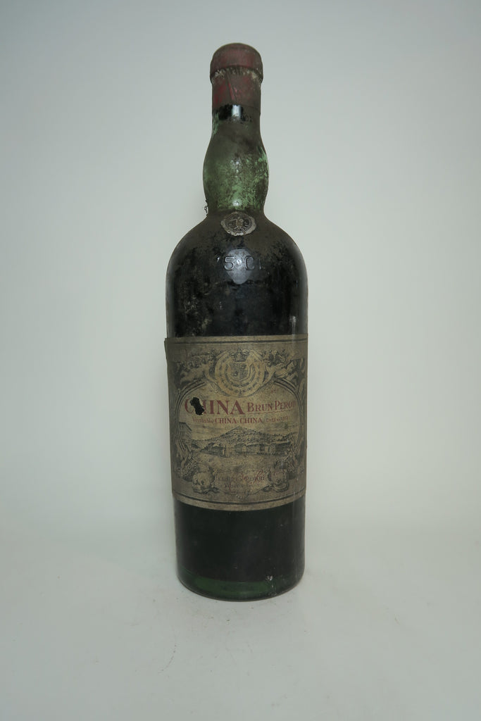 Brun-Perod China - 1930s (47%, 75cl)
