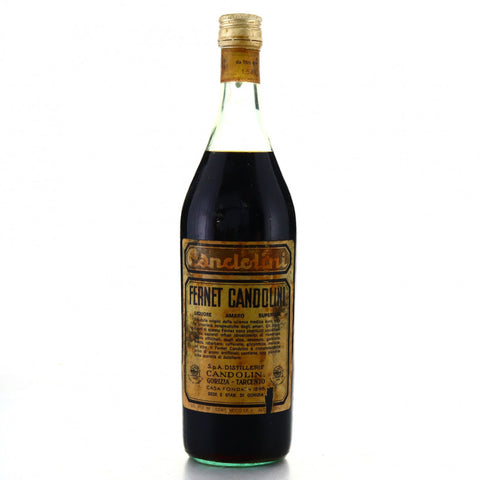 Fernet Candolini - 1970s (21%, 100cl)