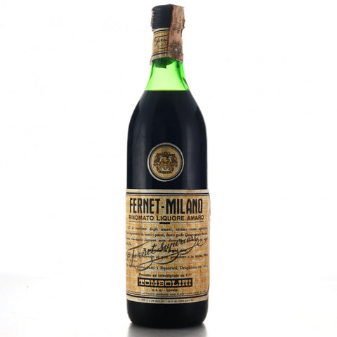 Tombolini Fernet-Milano - 1960s (40%, 100cl)