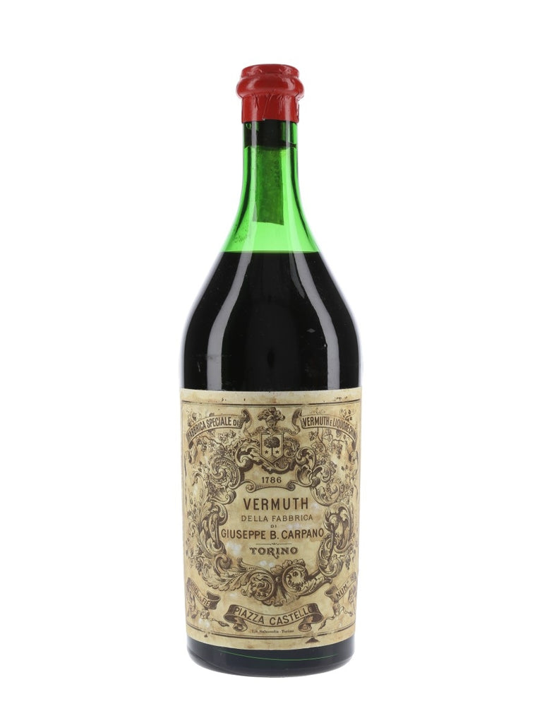 Carpano Vermut - 1960s (ABV Not Stated, 100cl)