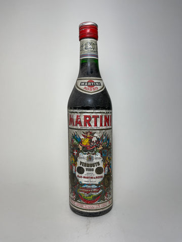 Martini & Rossi Rosso Red Vermouth - 1970s (17%, 75cl)